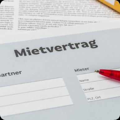 Rechtssicherer Mietvertrag für Vermieter