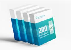 Mietercheck-Paket 200